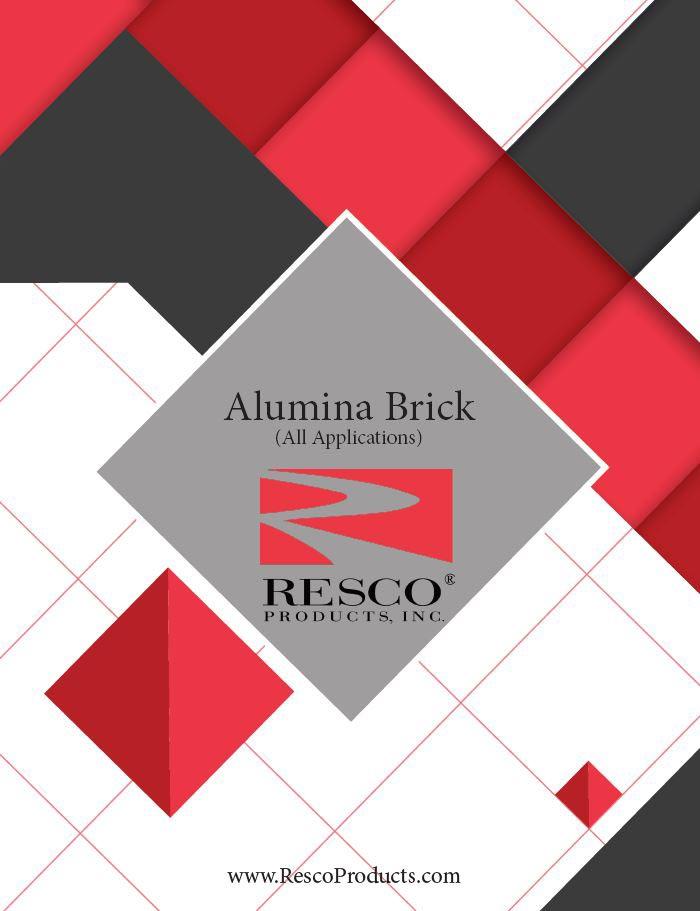 Alumina Brick Brochure