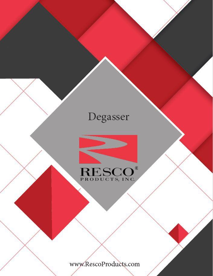Degasser Brochure