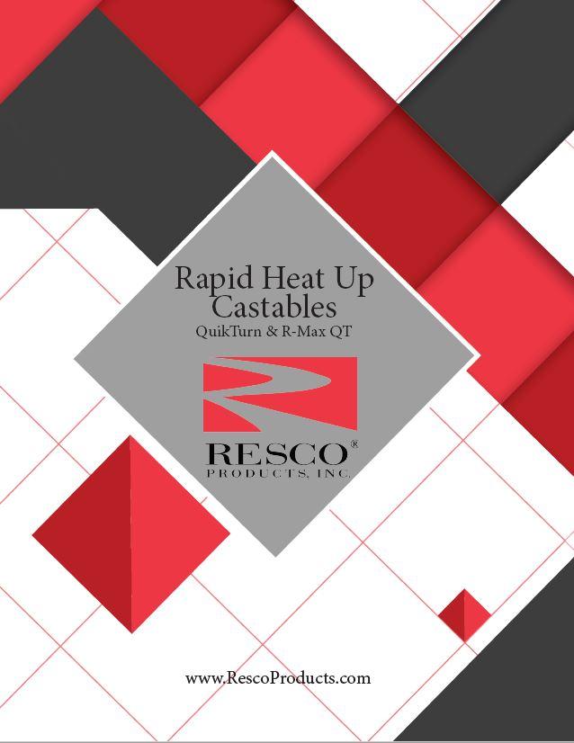 Rapid Heat up Castable - QuikTurn Brochure