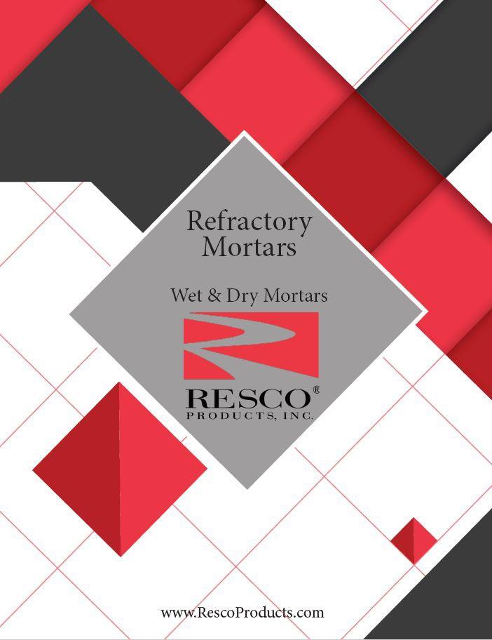 Refractory Mortar Brochure