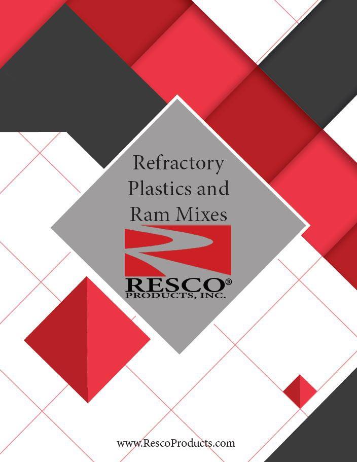 Plastic and Ram Mixes Brochure