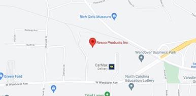 Resco Products - Greensboro, NC