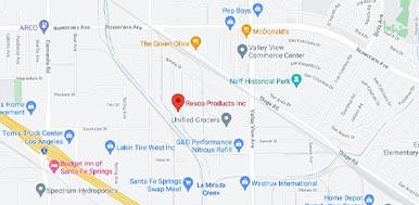Resco Products - Santa Fe Springs