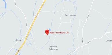 Resco Products - United Kingdom
