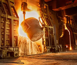 Basic Oxygen Furnace Refractory Products - Resco Products