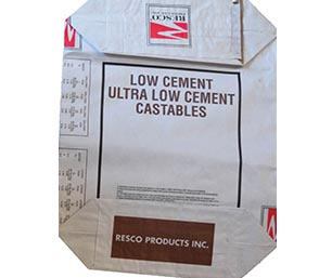 Low Cement Castable Refractories - Resco Products